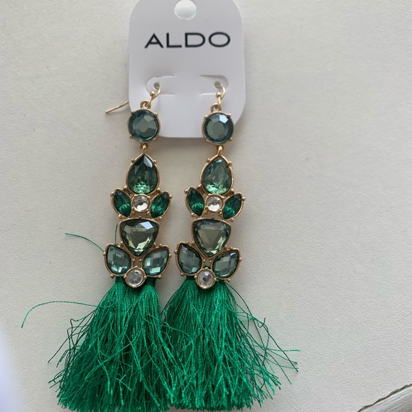 Aldo statement earrings